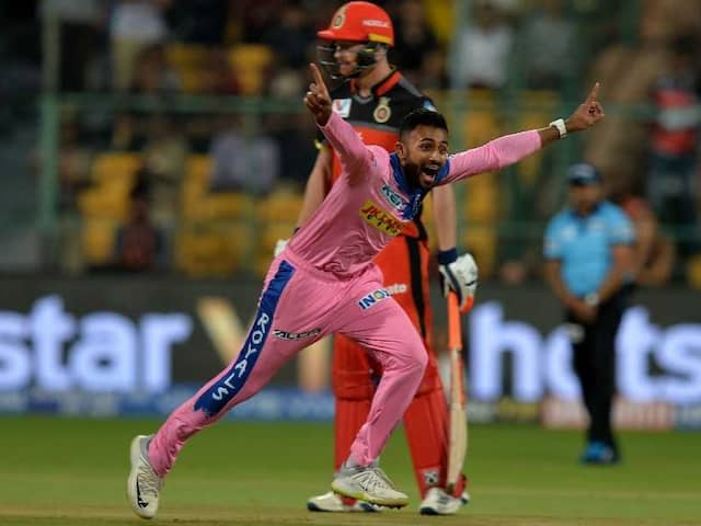 Shreyas Gopals Hat-Trick That Knocked The Wind Out Of RCB - Watch