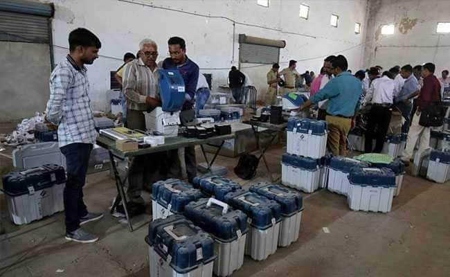Replace Party Symbols On Voting Machines With Candidate Info: BJP Leader