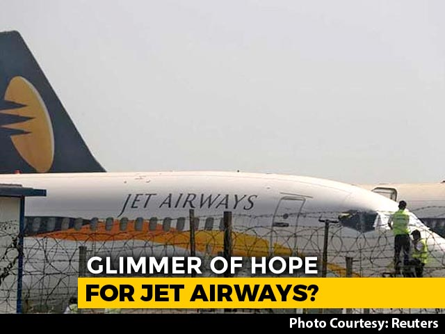 Video : Etihad, Three Others Bid For Jet Airways, Says SBI Caps As Deadline Ends