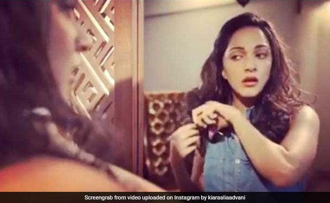 Kiara Advani Reveals Why She Cut Her Hair Short In Viral Video