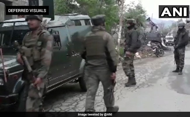 Terrorist Killed In Shopian Linked With ISIS-Inspired Group: Police