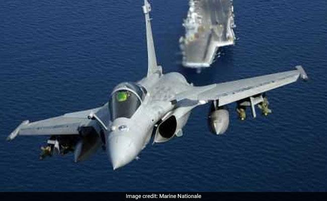 फ्रांस में राफेल विमान का काम देख रहे भारतीय वायुसेना के दफ्तर में 'घुसपैठ की कोशिश'