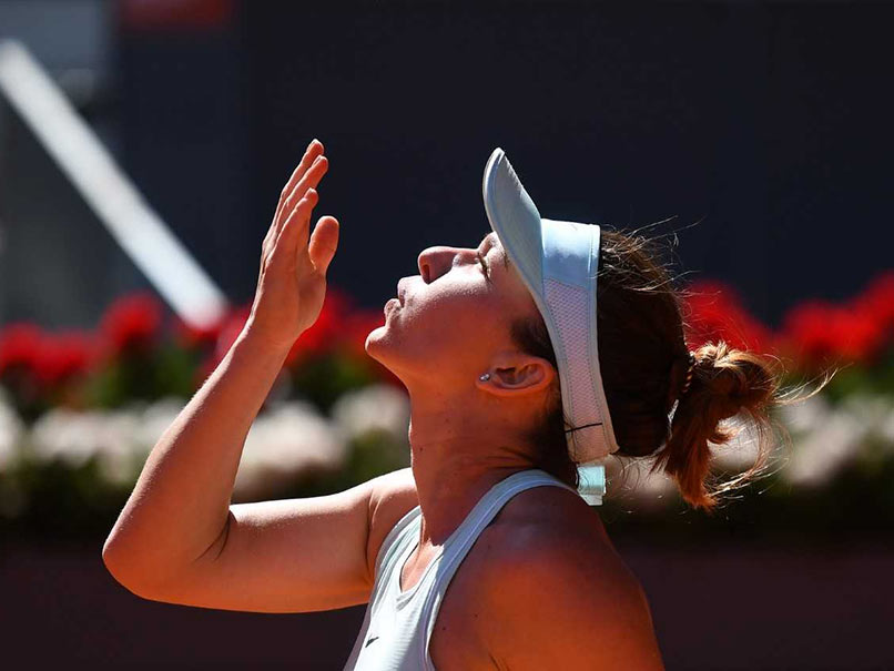 Madrid Open: Simona Halep Reaches Final, Novak Djokovic Gets Free Pass