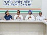 Video : Rahul Gandhi's Resignation Rejected At Top Congress Meet