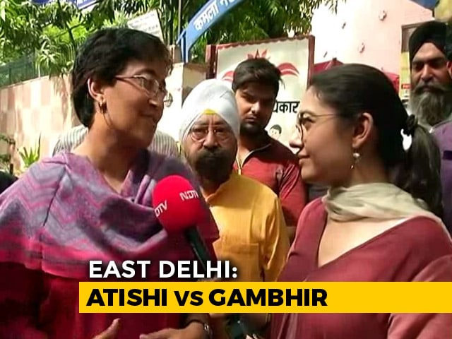 Video : Women Security Is The Biggest Issue In Delhi Cutting Across Classes: Atishi