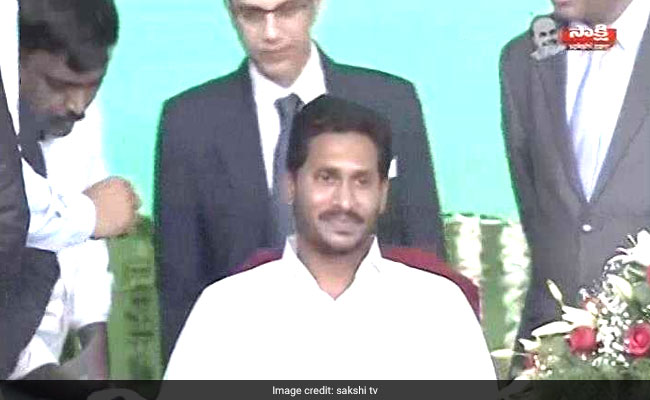 Highlights: Jagan Mohan Reddy Takes Oath As Andhra Chief Minister