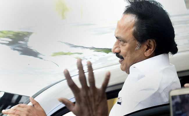DMK Submits Memorandum To PM On 16 Tamil Nadu Issues