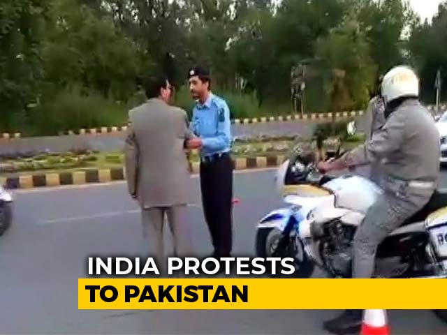 "Video : Guests At Indian Envoy's Iftar Party ""Turned Away"" By Pak Officials"