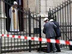 Worshippers In Hard Hats To Attend Notre-Dame's First Mass Since Fire