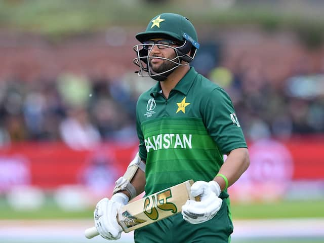 Pakistans Imam-Ul-Haq Believe India-Pakistan Clash Is A Huge Pressure Game