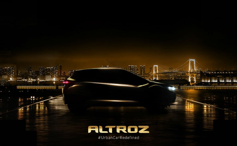 Tata Altroz Website Goes Live Ahead Of Launch This Year