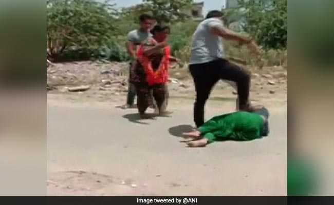 On Video, Punjab Councillor's Brother Thrashes Woman, Allegedly Over 23,000