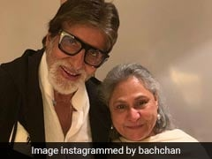 On Amitabh And Jaya Bachchan's 46th Anniversary, The Story Of Their 'Next Day' Wedding. Son Abhishek Posts Wish