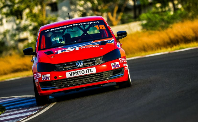 Volkswagen Motorsport India To Enter ITC Category With Factory Team In National Car Racing Championship