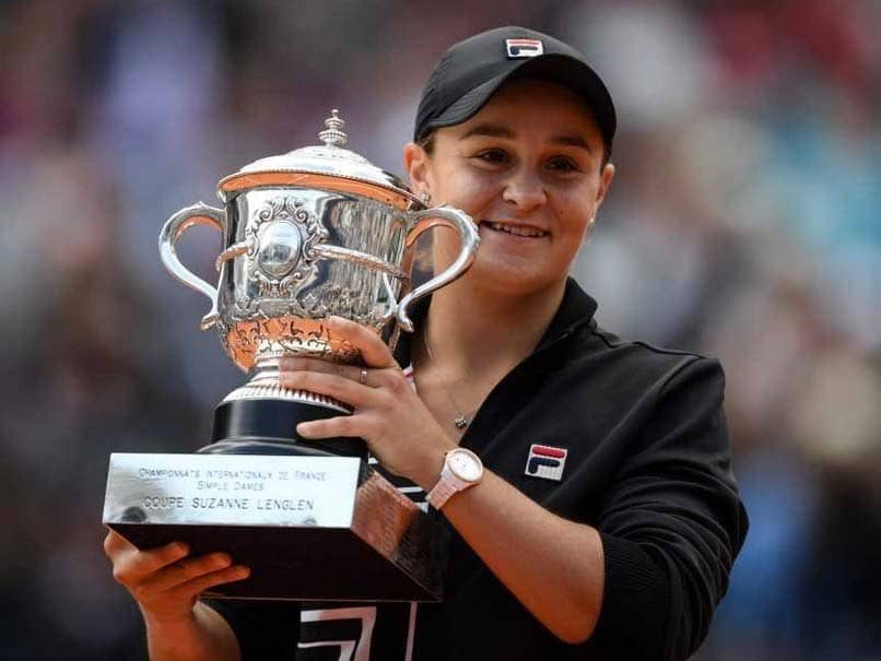 Ashleigh Barty Ends Australias 46-Year Wait For French Open Title