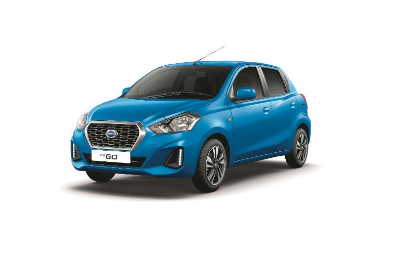 Datsun GO & GO+ Updated With Vehicle Dynamic Control