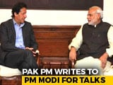Video : Imran Khan Writes To PM Modi For Talks On Kashmir, Other Issues: Report