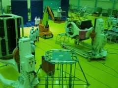 'चंद्रयान 2' की पहली झलक: आठ हाथियों के वज़न वाला 'चंद्रयान-2' उतरेगा चांद के अनदेखे हिस्से पर