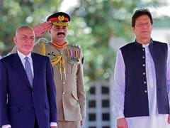 Afghan President Ghani Meets Pakistan's Imran Khan, Discuss Peace Efforts