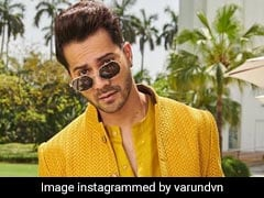 Varun Dhawan Busts A <I>Coolie No 1</i> London-Mumbai Rumour: 'Thanks For The Humour'