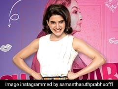 Samantha Ruth Prabhu Shuts Pregnancy Reports With Sass. 'Thalaivi On Fire,' Says The Internet