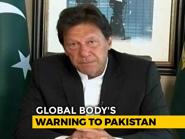 "Video : ""Curb Terror Funding By October, Or Else..."": Global Body Warning To Pak"