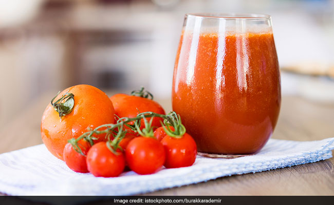 Hypertension? Drinking This Tomato Juice May Help Keep BP in Control