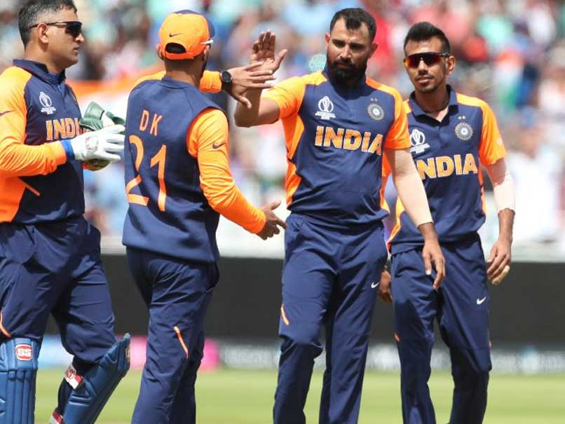 World Cup 2019, IND vs ENG: Least the Mohammed Shami turns out to be unlucky even this time