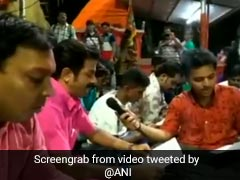 BJP Youth Wing Takes To <i>Hanuman Chalisa</i> To Counter Namaz On Bengal Roads