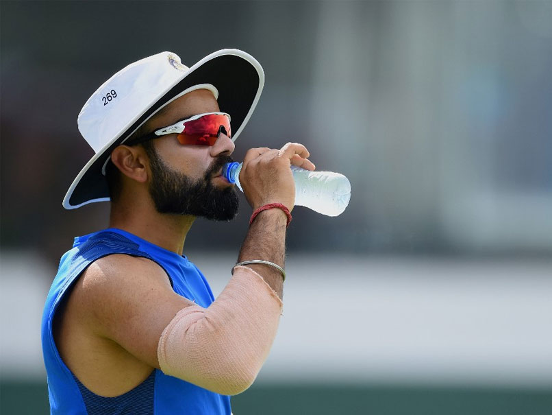 Virat Kohli fined ₹500 for washing auto with drinking water