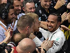 Lewis Hamilton Wins French GP To Extend Mercedes