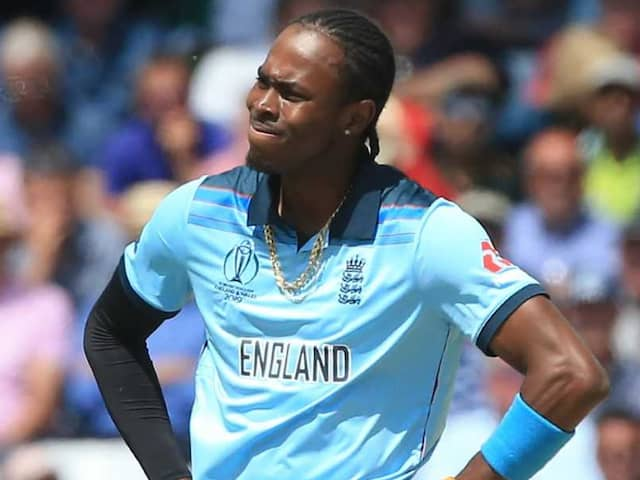 Jofra Archer And Jason Roy Was Fined For Misconduct During World Cup 2019