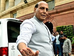 J&K Plan Was Initiated During First NDA Government: Rajnath Singh