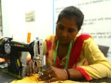 Video: Public And Private Sector Partners With USHA Silai School To Help Rural Women