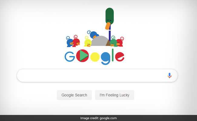 Google Doodle Celebrates Father's Day With Animation On Family Of Ducks