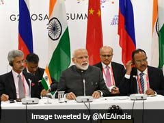 PM Modi Shares 5-Point Approach For Leaders To Tackle Global Challenges