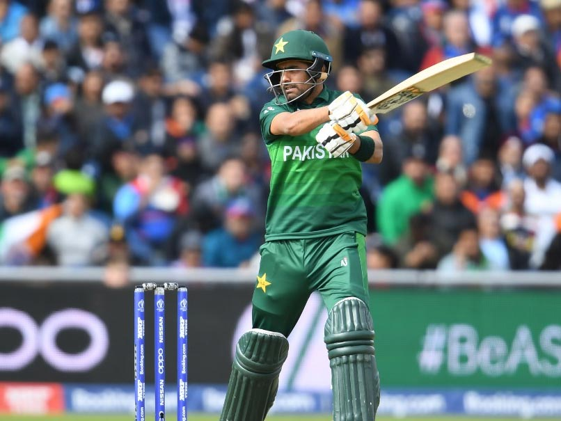 India vs Pakistan Live Score, World Cup 2019: Babar Azam, Fakhar Zaman Steady Pakistan After Shankar Strike