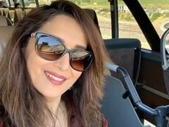 'Another Action Packed Morning' For Madhuri Dixit In Tuscany