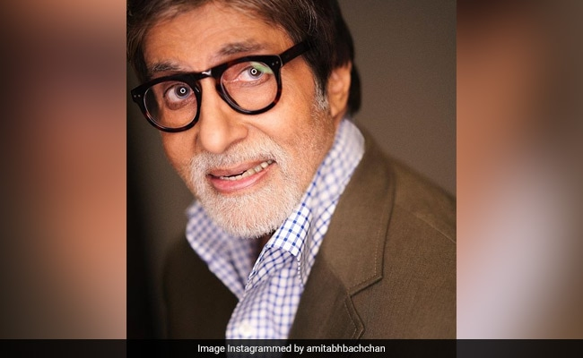 Amitabh Bachchan Begins Shooting For His Next Film Gulabo Sitabo