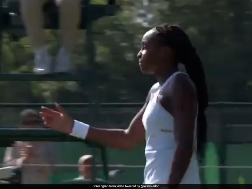 Cori Gauff, 15, makes Wimbledon history by earning main-draw spot