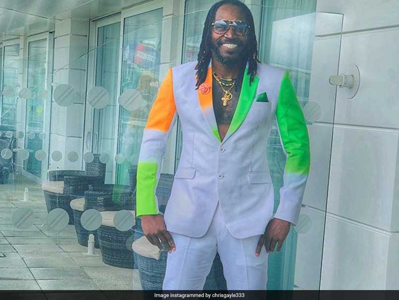 """India-Pakistan Suit"": Chris Gayle Gears Up For Mega World Cup 2019 Clash"