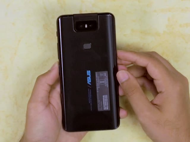 Video : Asus 6Z Unboxing - Design, Flippable Camera, And Key Specs