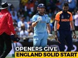 Mohammed Shami Removes Jonny Bairstow After Century