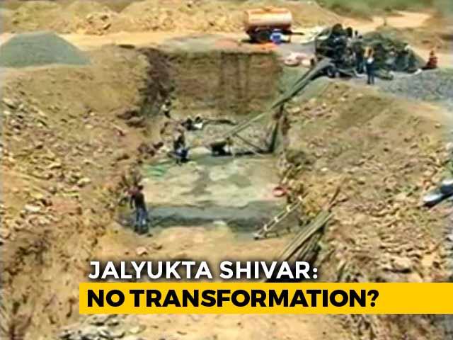 Video : Water Crisis Hits Maharashtra Villages Despite State's Drought-Free Goal