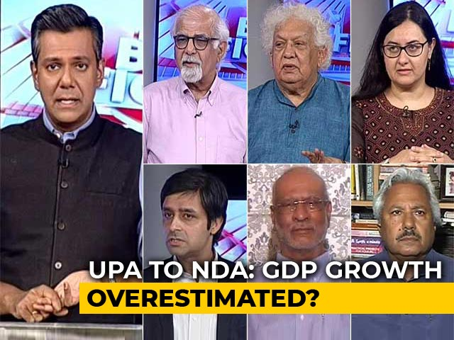 Video : Are India's GDP Growth Numbers A Myth?