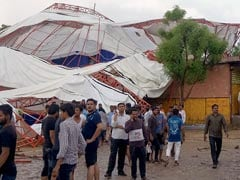 14 Dead, Dozens Injured As Tent Collapses At Religious Event In Rajasthan