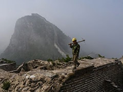 Mules, Tools And Old Bricks: Rebuilding Great Wall Of China