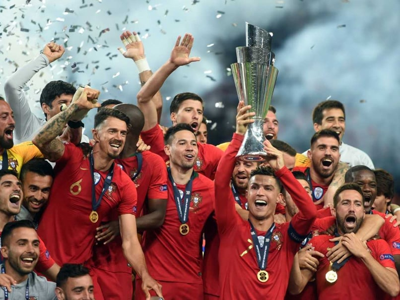 Nations league 2019: Portugal beat Netherlands in Nations League