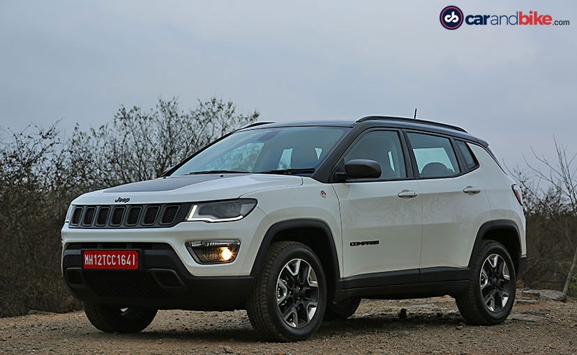 The Jeep Compass Trailhawk is the most off-road focused version in the Compass range.