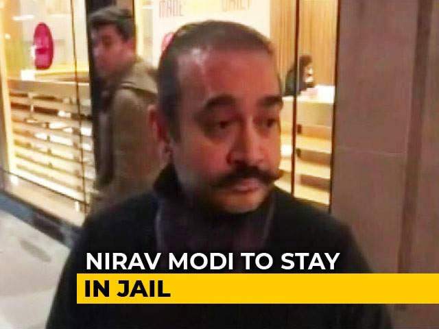 Video : Nirav Modi Denied Bail, Judge Says Attempt Made To Destroy Evidence